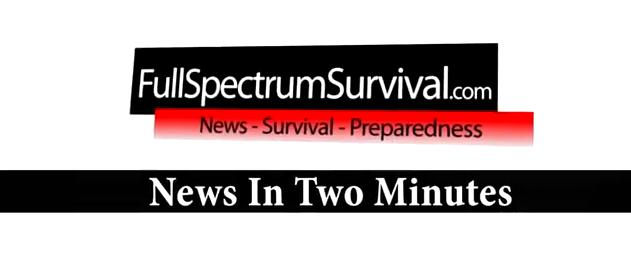 News In Two Minutes – China Floods – Secret Nuke Facility – H7N9 Pandemic – Prepper Survival News