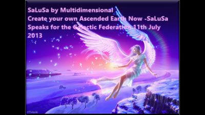 Create your own Ascended Earth Now