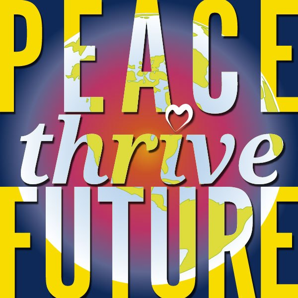 Peace – Thrive – Future … A New Flag For All!
