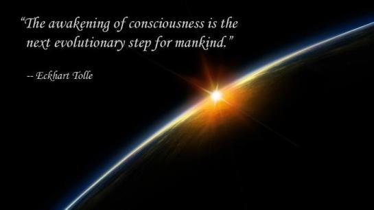 awakening of consciousness